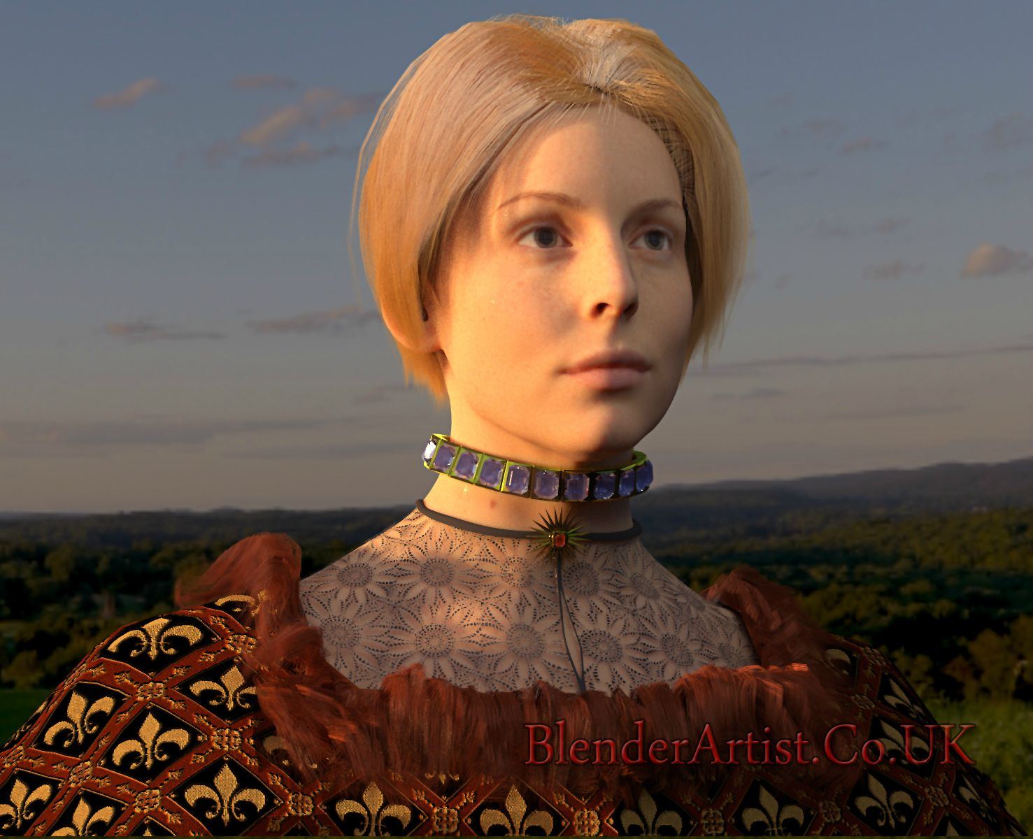 Elizabeth was the consort of Edward IV.  She used her status very cleverly and managed to marry off much of her family into the English titled classes. She met her match with Margaret Beaufort the mother of the murderous tyrant Henry VIII.